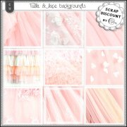 Backgrounds - Tulle 2