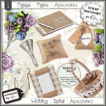 Wedding - Bridal - Accessories 8