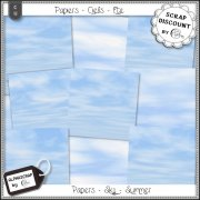 Papers - Sky - Summer