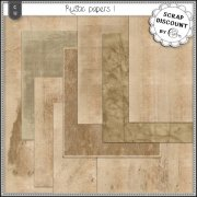 Rustic papers 1