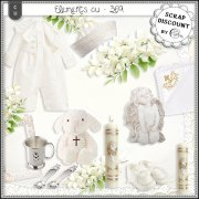 Elements cu - 369 Christening - Baby