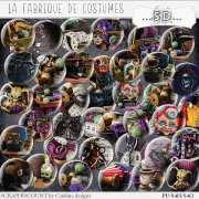 La fabrique de costumes - buttons