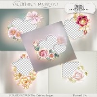 Valentine's memories - pages rapides