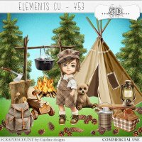 Elements cu - 453 camping holidays