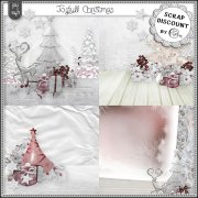 Joyfull Christmas - scenic papers