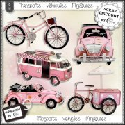 Vehicles - Transports - Miniatures 1