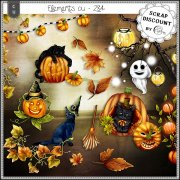 Elements CU - 284 Halloween mix 1