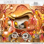 Elements cu - 475 The hedgehogs are out !