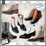 Shoes - Fashion - Vintage 5