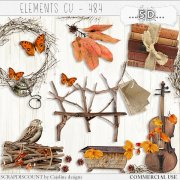 Elements cu - 484 Autumnal flea market
