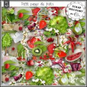 Petit panier de fruits PU-S4H kit full size