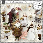 Christmas pack CU - 47