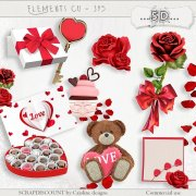 Elements cu - 395 Valentine's day