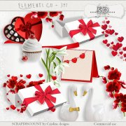 Elements cu - 397 Valentine's day