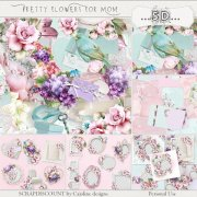 Pretty flowers for Mom - album complet