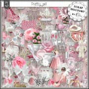 Pretty girl - Full size kit PU/S4H