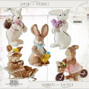 Rabbits - Easter 4