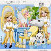 Elements cu - 445 beauty Institute