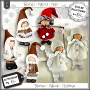 Figurines - Christmas - Winter