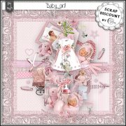 Baby girl PU-S4H kit tagger size