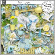 Blue lemon - bordures