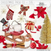 Christmas pack cu - 135