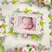 Shabby chic Easter day - embellishments