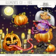 Elements cu - 466 The witch under the moon