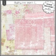 Shabby roses papers 2