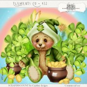 Elements cu - 432 Saint-Patrick's day