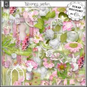 Blooming garden - bordures