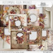 Autumnal flea market - quick pages