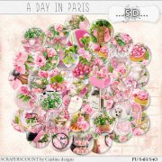 A day in Paris - clusters