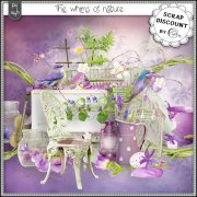 The whims of nature PU-S4H kit full size
