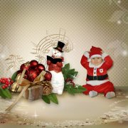The magic night of Christmas - papiers scéniques
