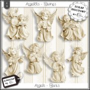 Angelots - Figurines 2