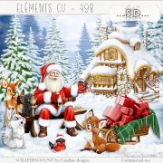 Elements cu - 498 Enchanted Christmas