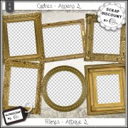 Frames - Antique - 3
