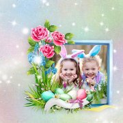 Easter for kids number one - clusters