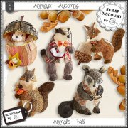 Animals - Automne 2