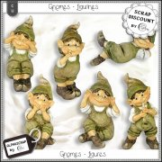 Figurines - Gnomes 2
