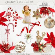 Christmas pack cu - 128