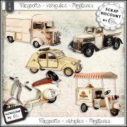 Vehicles - Transports - Miniatures 3