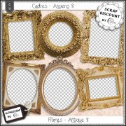Frames - Antique - 8