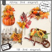 Fall - Floral - Arrangement 4