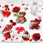 Elements cu - 396 Saint-Valentin