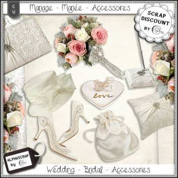 Wedding - Bridal - Accessories 9