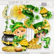 Elements cu - 400 Saint-Patrick's day