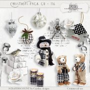 Christmas pack cu - 116