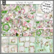Le temps du muguet - PU/S4H full size kit